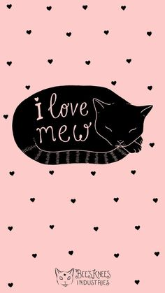 February Desktop Wallpaper: I Love Mew Cat Cocoppa Wallpaper, Cat Wallpaper, Screen Wallpaper, Pattern Wallpaper, Wallpaper Backgrounds, Disney Wallpaper, Galaxy Wallpaper, Whatsapp Wallpaper, Cat Art