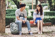 Image about kim in Drama & Movie📽 by Ara on We Heart It Bring It On Ghost, Lets Fight Ghost, Korean Drama Tv, Korean Actors, Lee Young Suk, Kdrama, Ok Taecyeon, Drama 2016, Chines Drama