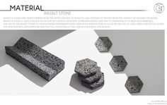Basalt Stone finish automotive trim design Basalt Stone, Type Setting, Design Trends, Minerals, Boards, It Is Finished, Iron, Inspiration, Color