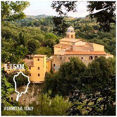 https://flic.kr/p/yjoHem   On our run today! Isn't Italy cool ? :) #upsticksandgo #run #running #jog #italy #italia #fitness #michfrost #formello #valledelsorbo #jogging