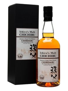 A 2009 vintage Chichibu aged in Chibidaru casks.  These are hogsheads that have been shortened and are around 150 litres in volume.  Chichibu distillery was opened by Ichiro Akuto in 2008 and alrea...
