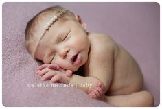 NWA Newborn Baby Photograper ~ Baby Emma Kate » Elaine Melinda Studio
