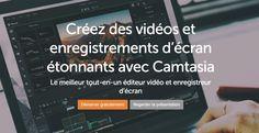 Camtasia. L'outil ultime pour créer et monter des vidéos pour l'éducation – Les Outils Tice