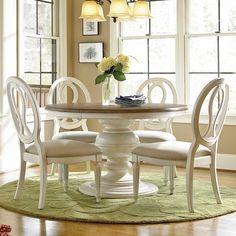 Summer Hill 5 Piece Dining Set by Universal