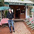 Terrasse de l'été : Chez Fenet, le restaurant de Grégory Cuilleron à Sainte-Foy-lès-Lyon