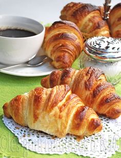I'm going to have to learn how to make my own croissants. France has ruined me the American garbage that you get in the stores simply won't do!