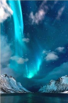 Northern Lights by Eva