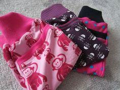 Hosen für das Babymädchen