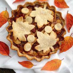 Vegan Apple Cherry Pie! Yum!