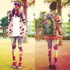RT @th5mayu: #me , #today <3 #outfit #SPRAYGROUND #shopjeen #topshop #4U_PARISAMSTERDAM #nike #handm #VONZIPPER http://flip.it/ogMXu