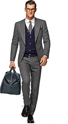 Suit_Grey_Plain_Washington_Half-lined_P3912I