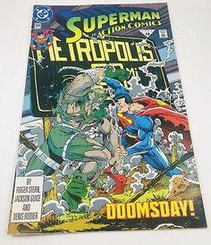 Action Comics #574 FN 1985 Stock Image