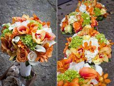 Positive Wedding Inspiration: orange