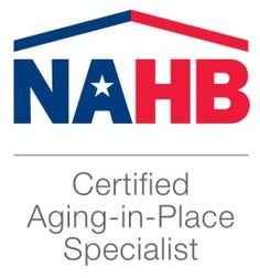 Speak with an NAHB Certified Aging-in-place Specialist to design a home that can grow with you