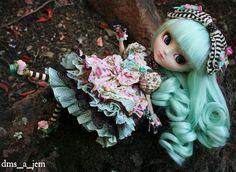 Pullip Mint Alice du Jardin