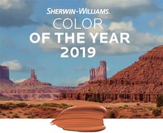 Cavern Clay color of the year