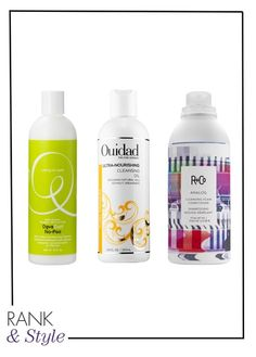 The Ten Best Cleansing Conditioners // Shop the best here!