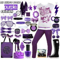 Emo clothes