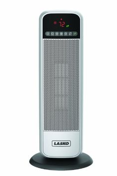 Lasko 5119 Digital Ceramic Tower Heater with Remote Control - List price: $62.99 Price: $49.99 + Free Shipping