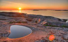 Stockholm arcipelago