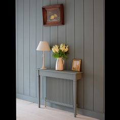 Empire Radiator Table (to suit 100cm radiators) | Scumble Goosie, Extraordinary hand made furniture - 01453 731305