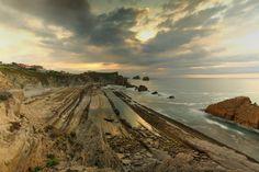 Playa de Arnía  #Cantabria #Spain