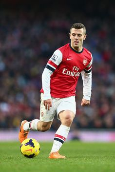 Jack Wilshere Photos - Arsenal v Fulham - Premier League - Zimbio