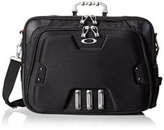 Oakley Men's Home Office Computer Briefcase, Black, One Size by Oakley Young Men's Clothing & Accessories: See all matching items $175.00 - $127.66