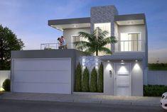 67 dream house interior design ideas to inspire you 55 Minimalist House Design, Minimalist Home, Modern House Design, Home Building Design, Home Design Plans, Architecture Magazines, Amazing Architecture, Dream House Interior, House Front Design