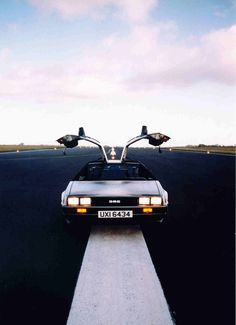 """delorean -- """"borrowed"""" one, rode in one, drove one. Unf***ingbelievable, to quote Andrew Dice Clay !"""