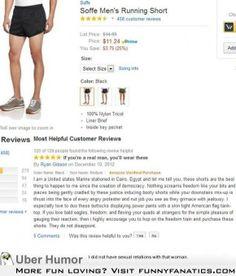 Short Shorts review