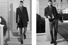 De Fursac Autumn/Winter 2014 Men's Lookbook   FashionBeans.com