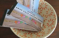Such a cute idea!  Road trip coupons.  Could be used as a reward for good behavior in the car!