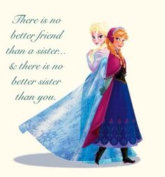Frozen Sister Quote 1. Picture Quotes.