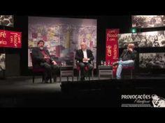 """Leandro Karnal - """"Aquele que mais lambe o patrão é o mais agressivo com a faxineira"""" - YouTube"""
