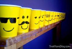 Oi gente!!!! Dicas quentinhas para a festa da garotada! Que tal o tema do brinquedo mais divertido de todos os tempos? LEGO!!!! \o/ \o/    ...