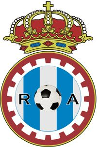 Real Avilés Soccer Logo, Soccer Teams, Asturias Spain, Sports Clubs, Chicago Cubs Logo, Badge, Football, Esports, Herb