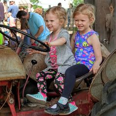 #Kids Day at the #Farm stand...