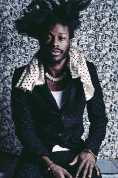 dapperlou: Interview with Jesse Boykins III You have to listen...