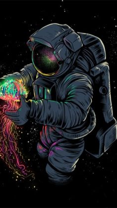 Looking for for inspiration for wallpaper?Browse around this website for aesthetic wallpaper inspiration. These cool background pictures will brighten your day. Astronaut Wallpaper, Wallpapers Tumblr, Sweet Magic, Oeuvre D'art, Fantasy Art, Concept Art, Cool Art, Art Drawings, Artsy