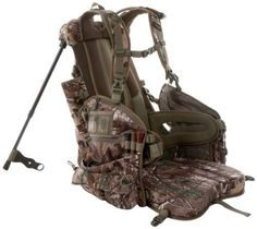 17e68a4d55efe Tenzing TP14 Turkey Pack with Seat - Realtree Xtra. Coyote Hunting ...