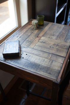 Todays Project Reclaimed Wood Kitchen Backsplash Made