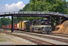 RailPictures.Net Photo: NS 1065 Norfolk Southern EMD SD70ACe at Lula, Georgia by Casey Bell