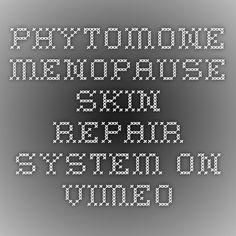 Phytomone - Menopause Skin Repair System on Vimeo