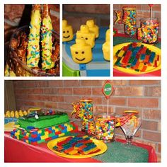 Hart to Heart: LEGO LAND Birthday Party