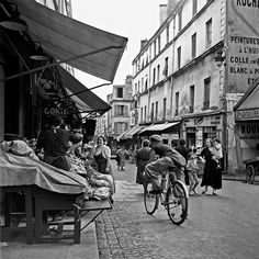 Alexandre Trauner Paris 1940s