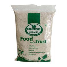 Organic Finger Millet (Ragi) Flour