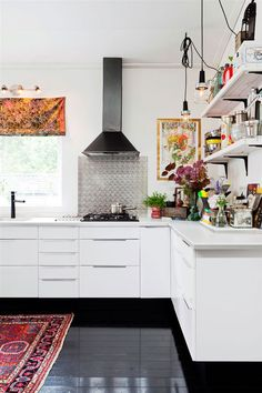 Can't go wrong with black and white - desire to inspire - desiretoinspire.net