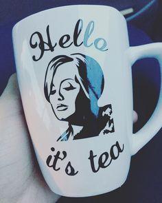 Hello. It's tea. Hehe