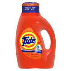 NEW Tide Coupon! Save $1.50 off (1) one 40oz bottle  ~on CouponCrazyFreebieFanatic.com  Print while this coupon is available! #TideCoupon